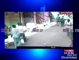 CCTV footage of cylinder blast in Naya Bazar, Chandni Chowk in Delhi