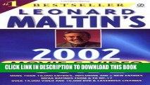 Read Now Leonard Maltin s Movie and Video Guide 2002 (Leonard Maltin s Movie Guide (Mass Market))