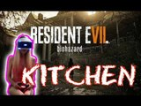 I try  Resident Evil 7 Biohazard KITCHEN [PS4 Playstation VR] (Demo)