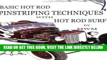 [READ] EBOOK HOT ROD SURF ® Basic Hot Rod Pinstriping Techniques with Hot Rod Surf by MWM BEST