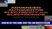[FREE] EBOOK Advanced Automotive Electricity and Electronics (Automotive Systems Books) BEST