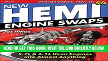 [FREE] EBOOK New Hemi Engine Swaps: How to Swap 5.7L   6.1L Hemi Engines into Almost Anything