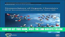 [FREE] EBOOK Nomenclature of Organic Chemistry: IUPAC Recommendations and Preferred Names 2013