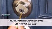 Davie Locksmith | Call Now 954-903-2832