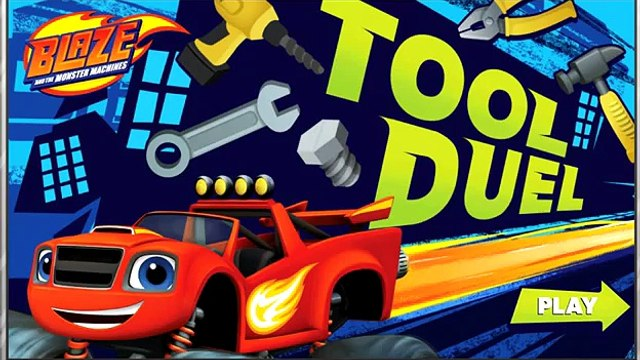 Blaze and the Monster Machines - Monster Machines Tool Duel