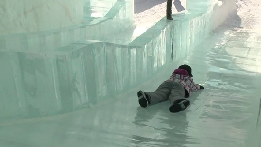 Sweden's Famous Ice Hotel