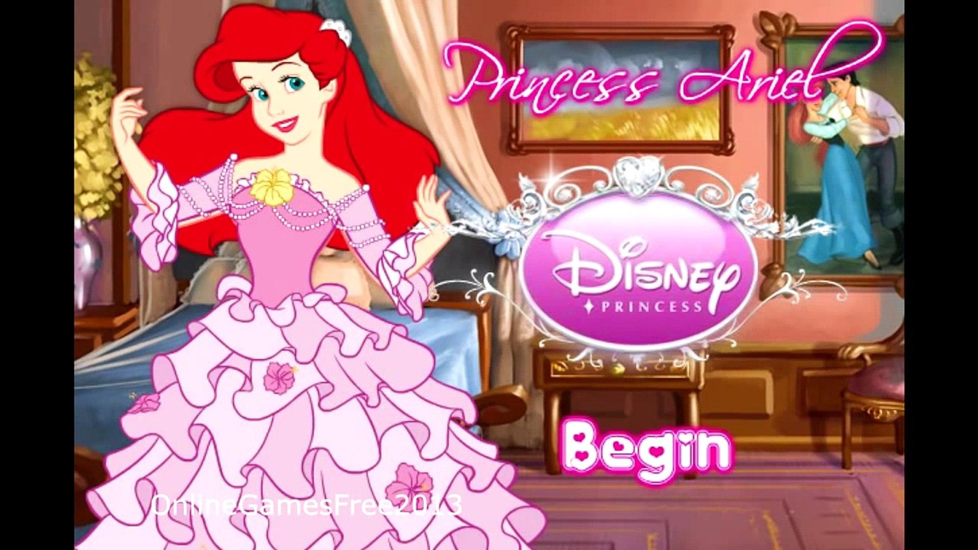 Disney Princess Dress Up Games