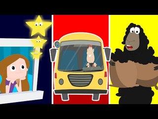 Twinkle twinkle | London bridge | Baa baa black sheep | Nursery Rhymes