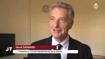 Réunion des conseillers en Savoie : Hervé Gaymard réagit