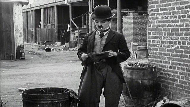 Le kid de Chaplin