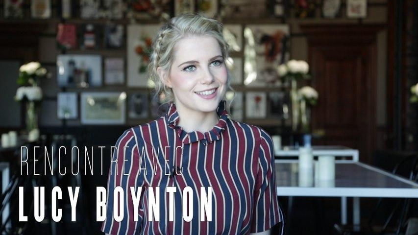 Lucy Boynton : interview de la révélation de Sing Street