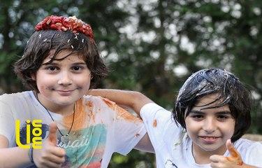 EAT IT or WEAR IT CHALLENGE Young Minds 2 - Çocuk Aklı