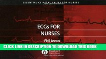 [FREE] EBOOK ECGs for Nurses (Essential Clinical Skills for Nurses) ONLINE COLLECTION