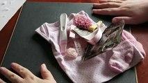 Comment faire un souvenir parfait avec des petits vêtements trop petits pour bébé