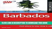 Ebook AAA Essential Barbados (AAA Essential Guides: Barbados) Free Read