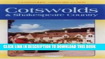 Ebook Shakespeare Country and the Cotswolds (Landmark Visitors Guides) (Landmark Visitors Guide