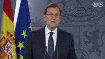 Rajoy acepta la investidura