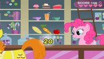 Pinkie Pie Shop | My Little Pony Pinkie Pie Games | Games For Kids