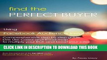 Best Seller Facebook Marketing | How to Find the Perfect Buyers: Using Facebook Marketing Tools |