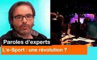 Paroles d'experts - L'E-Sport : une révolution ? - Orange