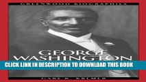 [PDF] George Washington Carver: A Biography (Greenwood Biographies) Popular Colection