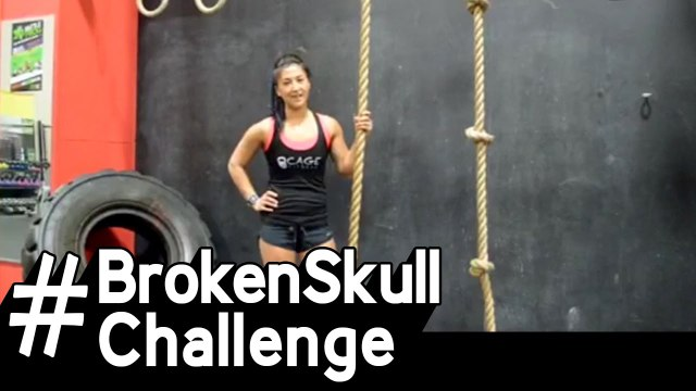Steve Austin's #BrokenSkullChallenge - Sarah's Workout Tip   BEYONDreality