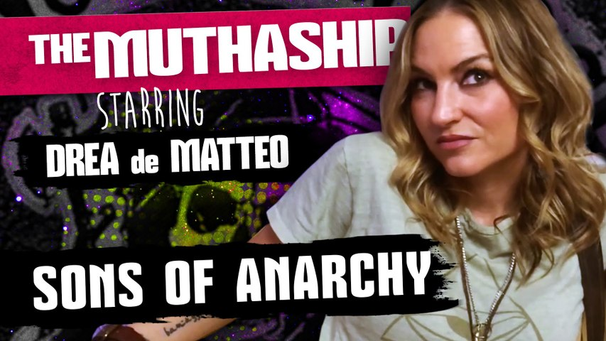 Sons of Anarchy | Behind the Scenes with Drea de Matteo's The Muthaship