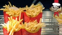 Comment faire les frites façon Mcdo