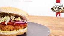 Recette de L'Hamburger McDo Chicken Sensation