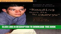 [PDF] Reading Don t Fix No Chevys: Literacy in the Lives of Young Men Popular Online