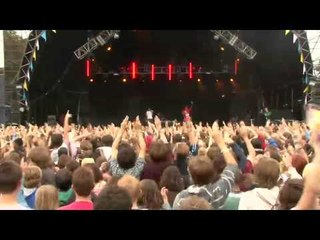 Dizzee Rascal at Underage Festival 2008