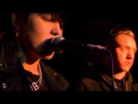 The xx at Camden Crawl 2009