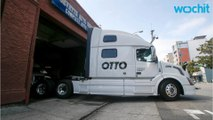 This Self-Driving Truck Delivers Beer