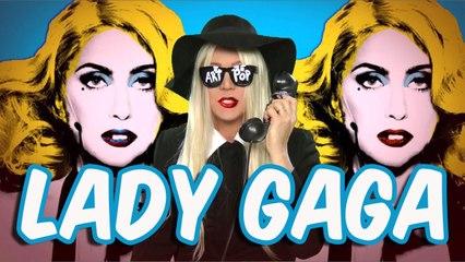 Shit Lady Gaga Says (Mist, den Lady Gaga erzählt) | Charlie Hides Deutsch
