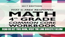 [READ] EBOOK Common Core Math Workbook, Grade 4: Multiple Choice, Daily Math Practice Grade 4th