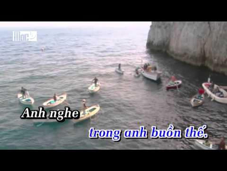 KARAOKE - Ngo Remix -  Quang Ha