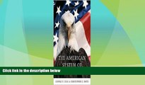 Big Deals  The American System of Criminal Justice 12th (twelve) edition Text Only  Best Seller