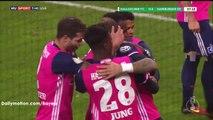 Gotoku Sakai Goal HD - Hallescher 0-3 Hamburger SV - 25-10-2016