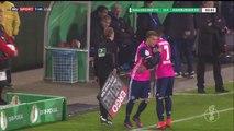 Gian-Luca Waldschmidt Goal HD - Hallescher 0-4 Hamburger SV - 25-10-2016