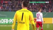 All Goals HD - Hallescher 0-4 Hamburger SV - 25-10-2016