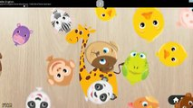 Baby Learn About Sea Animals   Animal Puzzles   Educational Games