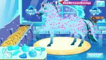 Disney Frozen Games - Anna Frozen Horse Riding - Disney Princess Elsa & Anna Games for Kids