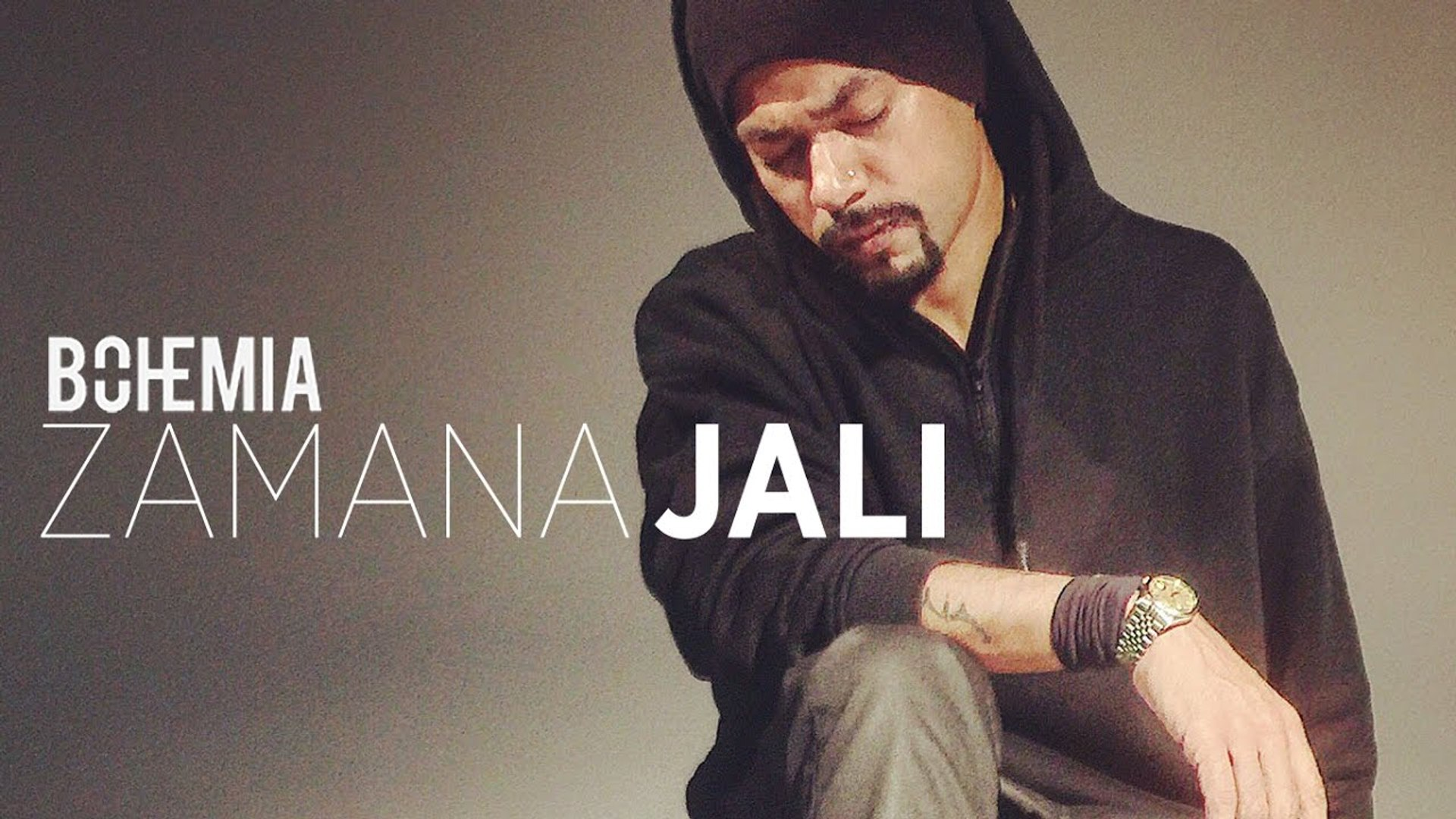 'BOHEMIA' Zamana Jali Video Song - Skull & Bones - New Song 2016