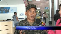 Fusina en operativos para proteger la Biosfera del Rio Platano
