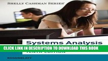 [Free Read] Systems Analysis and Design (with CourseMate, 1 term (6 months) Printed Access Card)