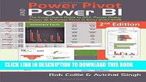 [Free Read] Power Pivot and Power BI: The Excel User s Guide to DAX, Power Query, Power BI   Power