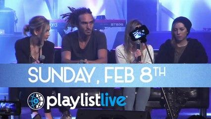 PLAYLIST LIVE 2015 - Vessel Main Stage