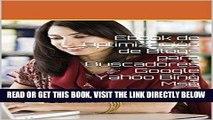 [Free Read] Ebook de Optimización de Blogs para Buscadores Google Yahoo Bing Msn (Spanish