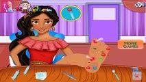 Elena Of Avalor Foot Doctor - Elena Medical GamePlay - Elena Cartoon Game For Kids