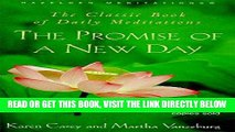 Best Seller The Promise of a New Day: A Book of Daily Meditations (Hazelden Meditations) Free